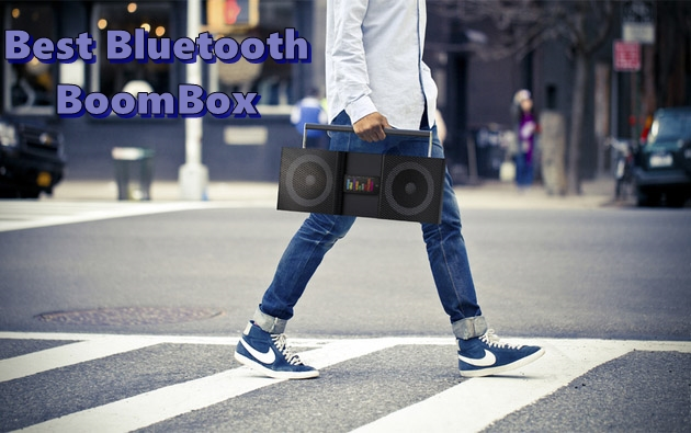 Best Bluetooth BoomBox