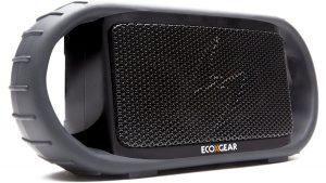 ECOXGEAR Eco Terra Rugged and Waterproof Stereo Boombox
