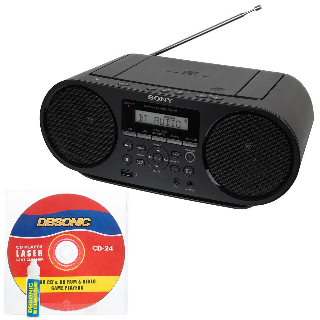 10 awesome ways to use your retro boombox soundspare - Mobile porta cd ...