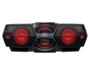 Sony ZS-BTG900 Boombox System