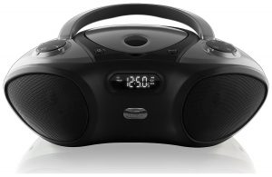 ILIVE BOOMBOX SPEAKER CD PLAYER
