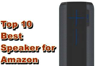Top 10 Best Speaker for Echo Dot