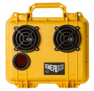 DemerBox Rugged Waterproof Bluetooth Speaker