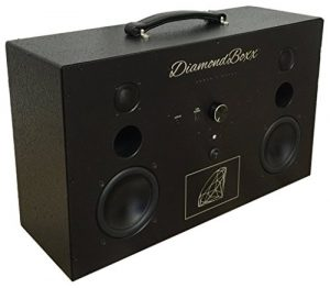 DiamondBoxx Model L Wireless BlueTooth Speaker