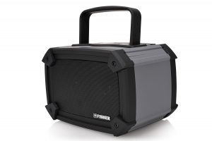 Fisher Shock Blast Waterproof Wireless Stereo Boombox