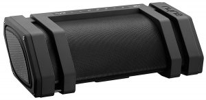 NYNE Rock Rugged 21 Wide Weatherproof Portable Bluetooth BoomBox