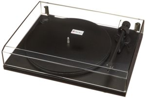 Pro-Ject Essential II USB Turntable- Black