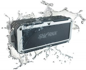 SHARKK Rugged Waterproof Boomboxes