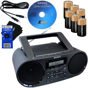 Sony Bluetooth & NFC MP3 CD/CD-RW MEGA BASS