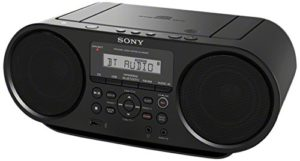 Sony ZSRS60BT CD Boombox