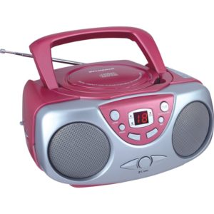 Sylvania SRCD243 Portable CD Player