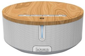 iHome iBN26WC NFC Bluetooth Stereo Speaker System with Speakerphone
