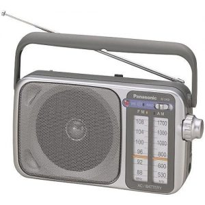 Best Panasonic Portable Radio