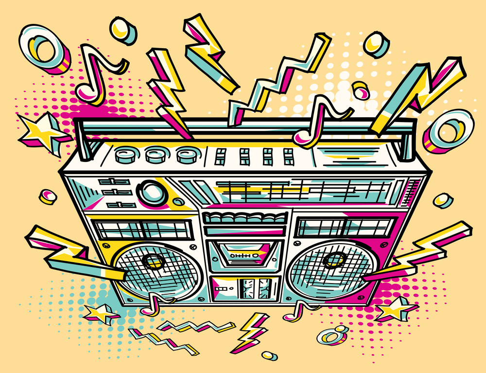 Clean Your Boombox