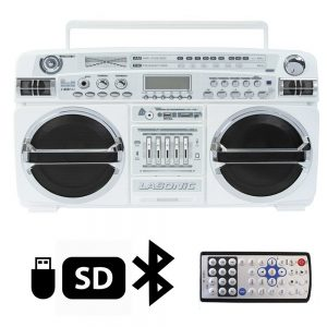 Lasonic i931BT Ghetto Blaster