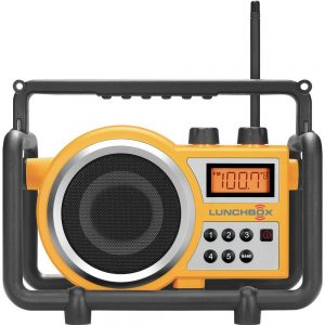 best job site radio