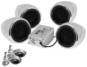 BOSS Audio MC470B Bluetooth Speaker