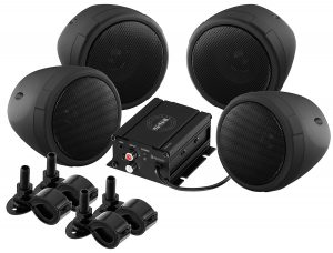 Best Bluetooth Motorcycle Speakers