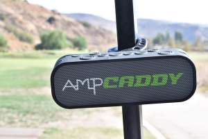 Amp Caddy- Bluetooth speaker and Mount