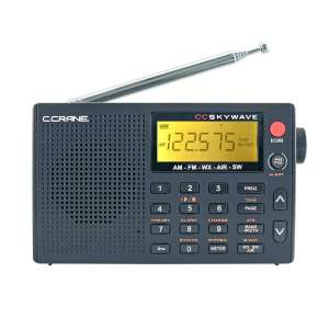 C Crane CC Skywave Review- Best Shortwave Radio Under 100