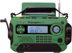 Kaito Voyager Pro KA600 Review- Best Shortwave Emergency Radio