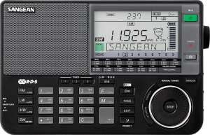Sangean ATS-909X Review- Best Emergency Radio