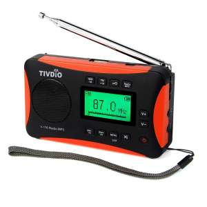 TIVDIO V-116 Review- Portable Shortwave Radio Transmitter