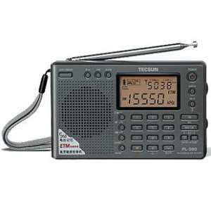 Tecsun PL380 Review- World's Smallest Shortwave Radio